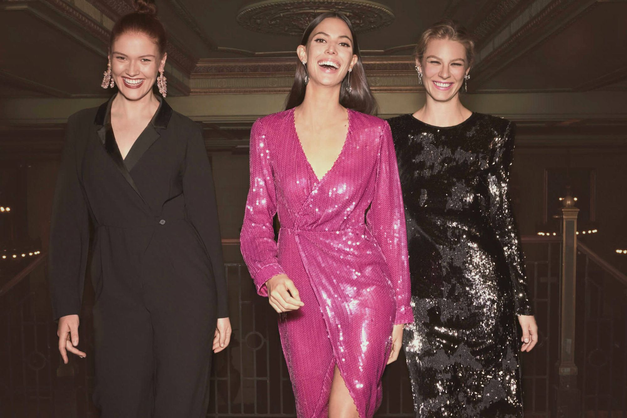 Why I Swear By Rent the Runway for Holiday Parties
