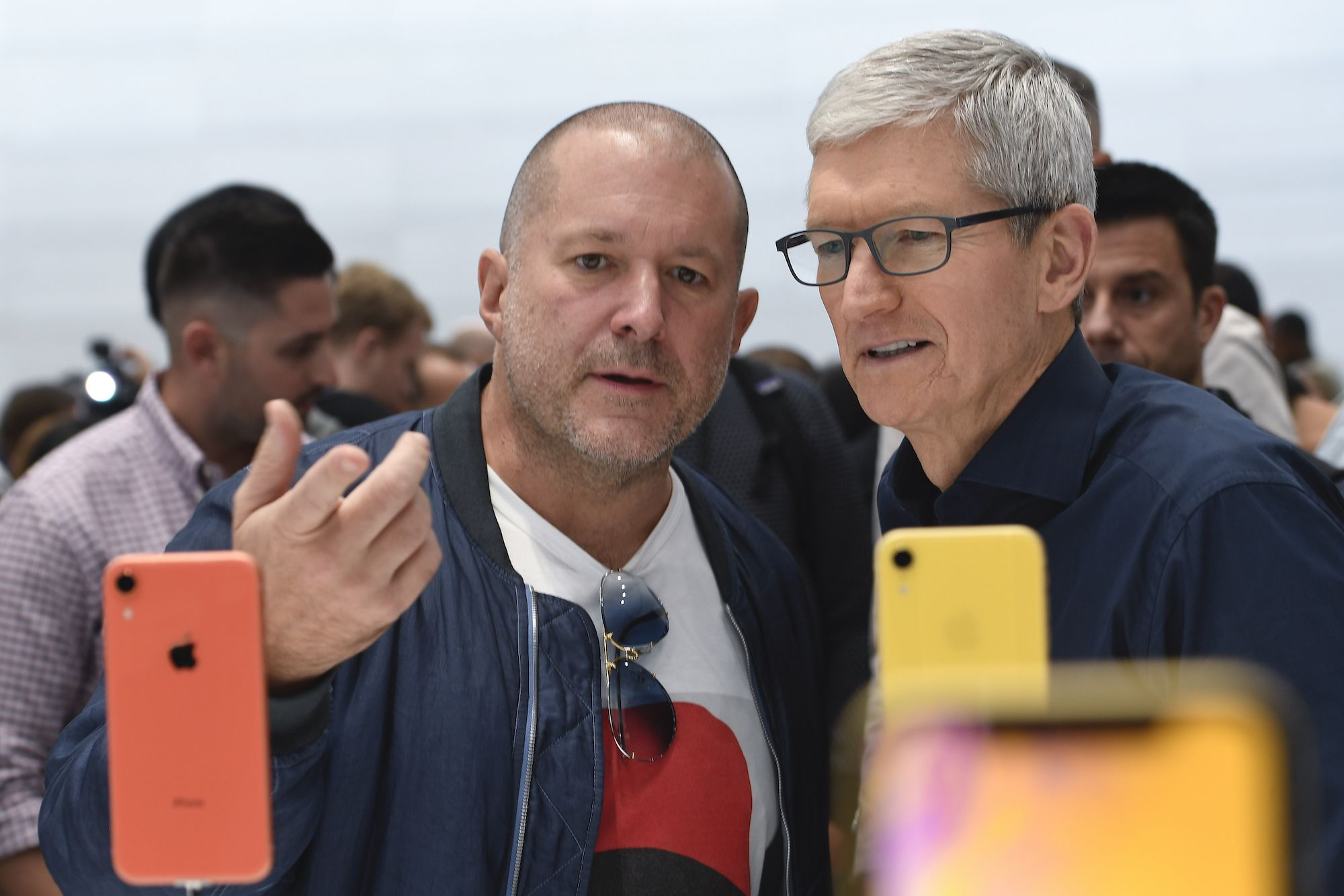 Apple's Legendary Chief Design Officer Jony Ive No Longer Appears On The Company's Leadership Page