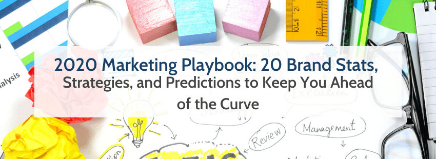 2020 Marketing Playbook: 20 Brand Stats, Strategies, and Predictions to Keep You Ahead of the Curve