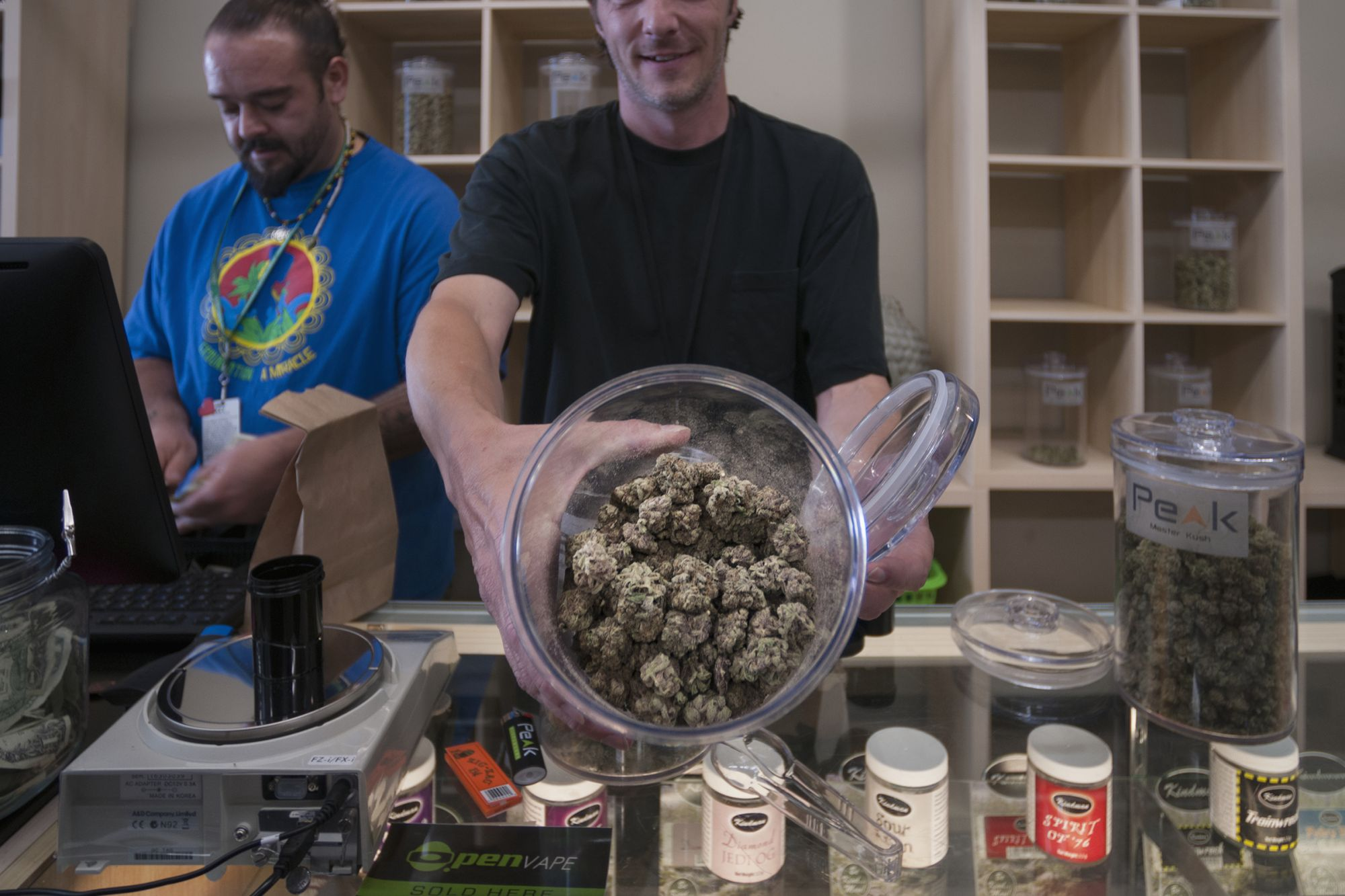 Colorado Rolling Toward Another Record Year In Cannabis Sales