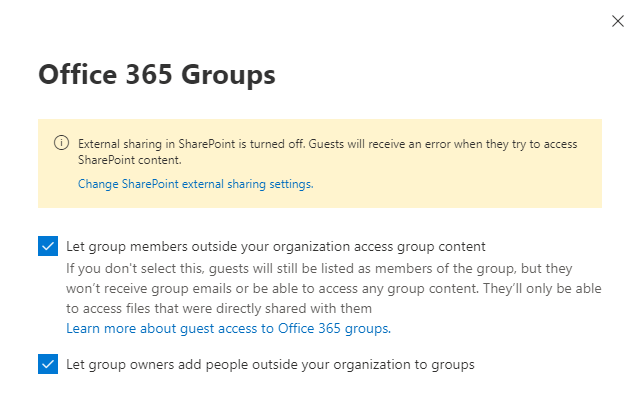 Guestaccesso365groups