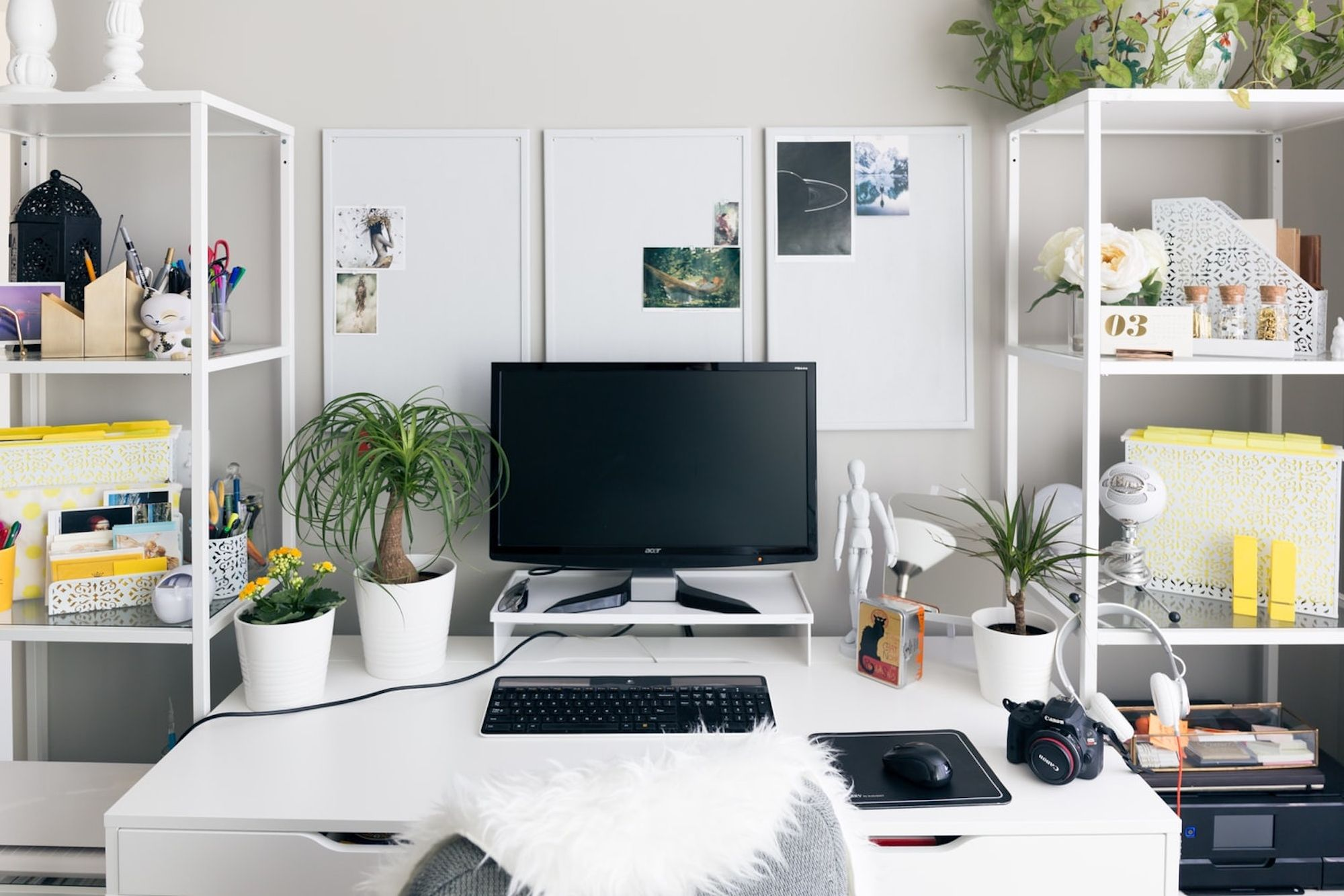5 Container Store essentials for Marie Kondo-ing your work space
