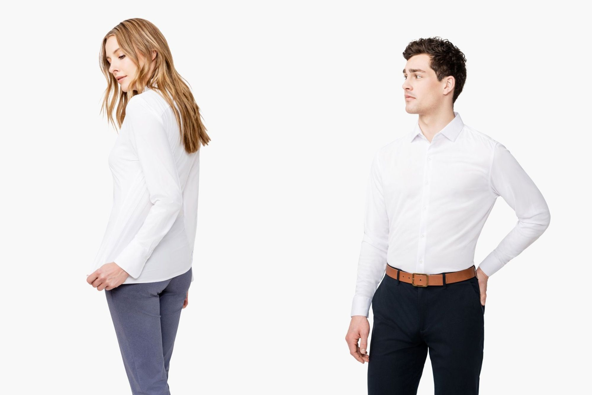 5 Direct-to-Consumer Clothing Brands We're Seeing All Over the Office