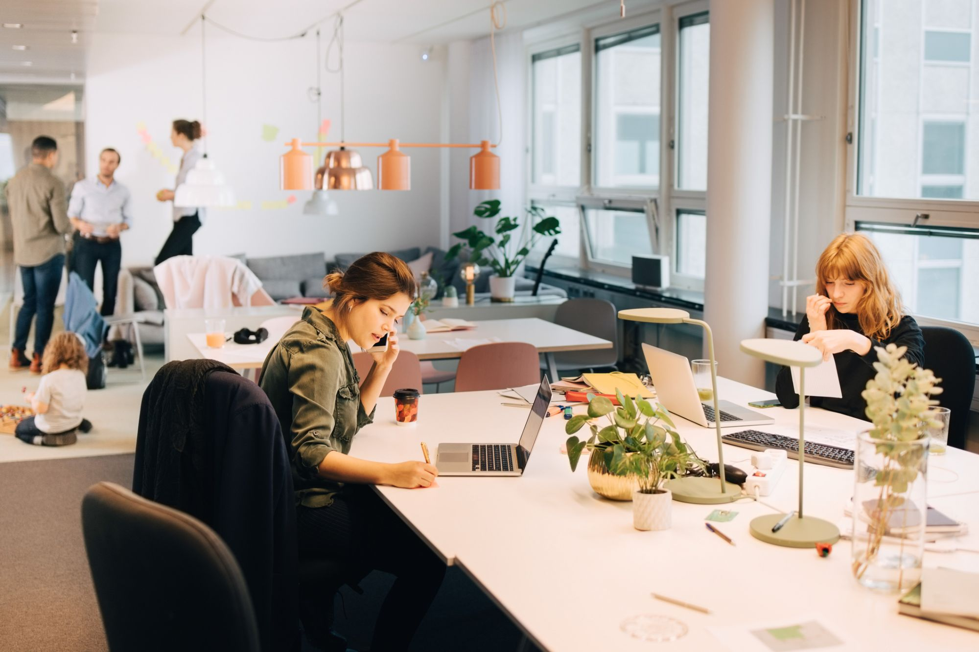 Ditching a Desk Transformed My Business. Here's How It Could Do the Same for Yours.