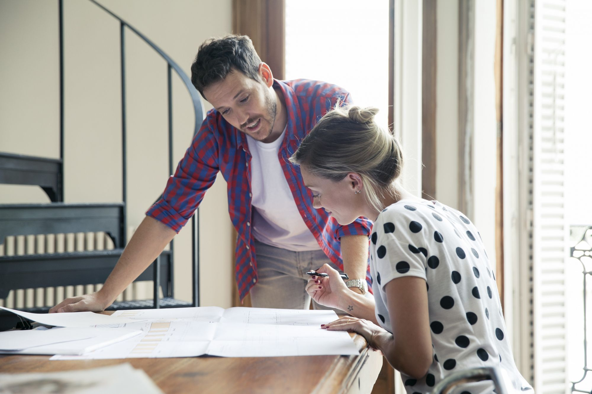 How I Built My Business So That My Husband Could Quit His Job