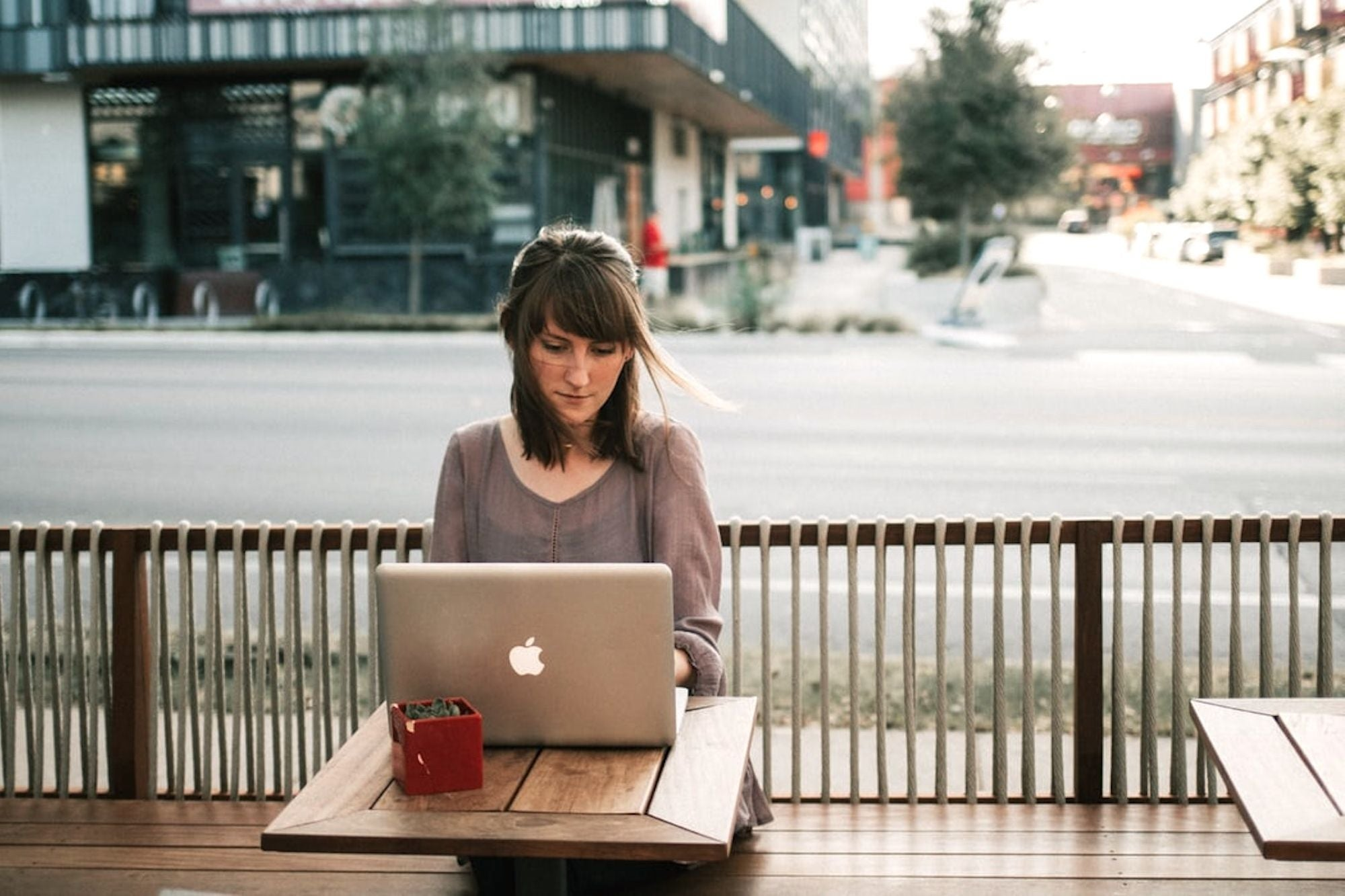 Want to Boost Your Team's Productivity? Consider Creating a Workplace Outside.