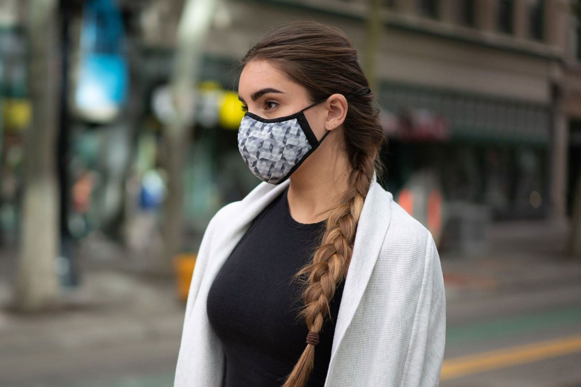 This Air Mask Company Struggled to Take Off. Then Came Coronavirus.