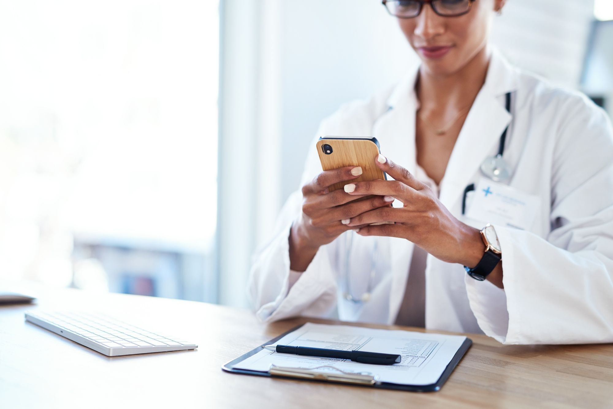 This Company Is Making Texting With Your Doctor the New Normal