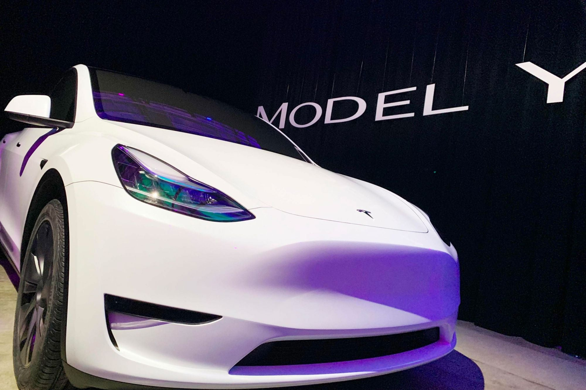 Tesla Starts Delivering the Model Y