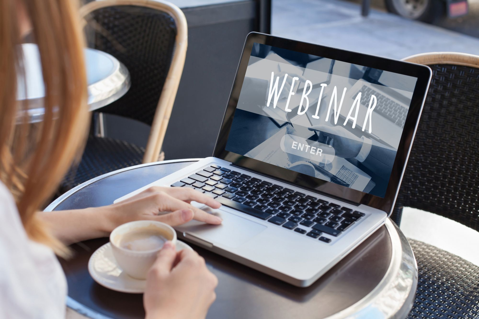 8 Steps to Webinar Success