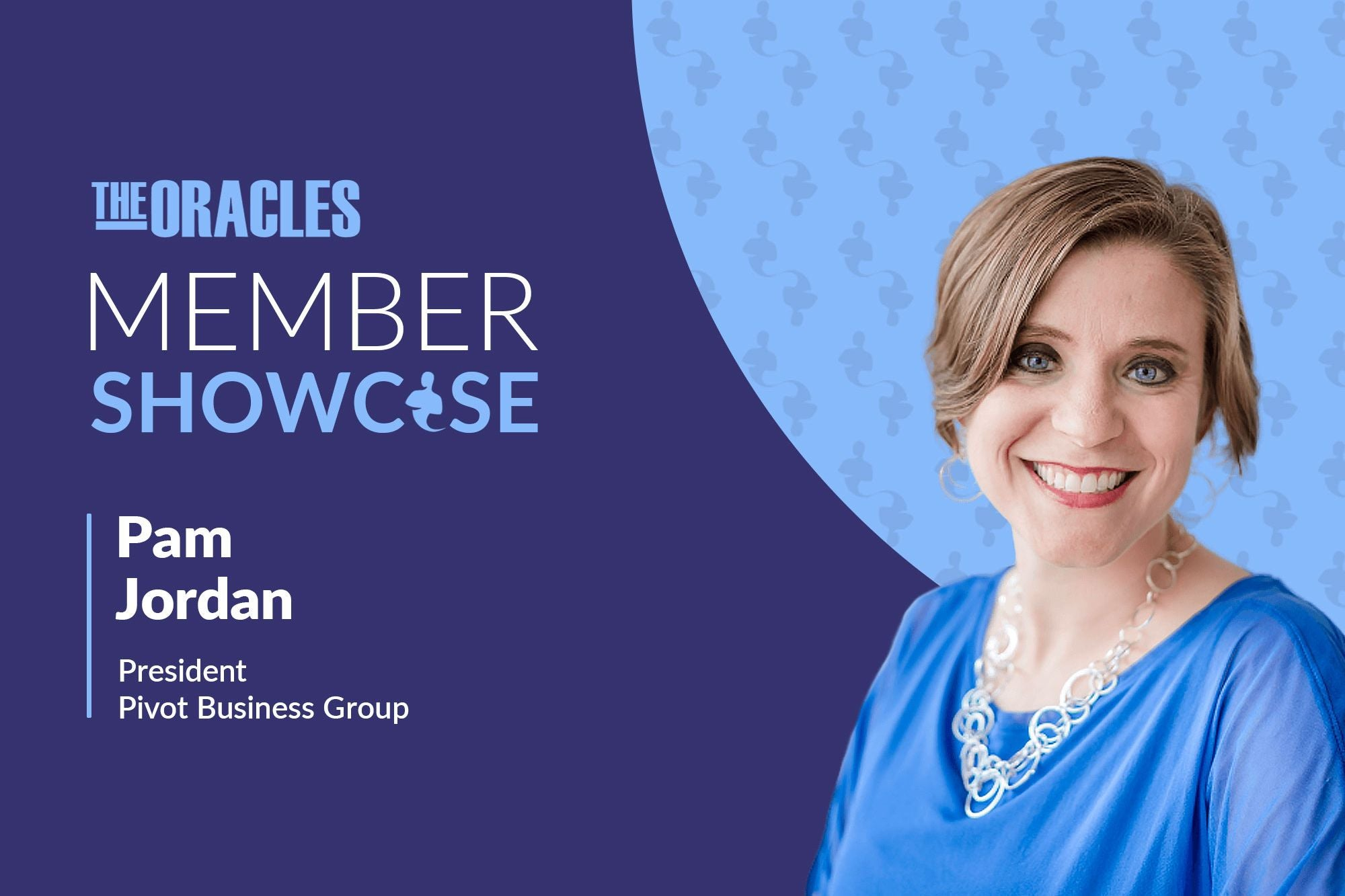 How a Sinking Ship and an Airplane Inspired Pam Jordan to Leave the Corporate World and Start Her Own Business