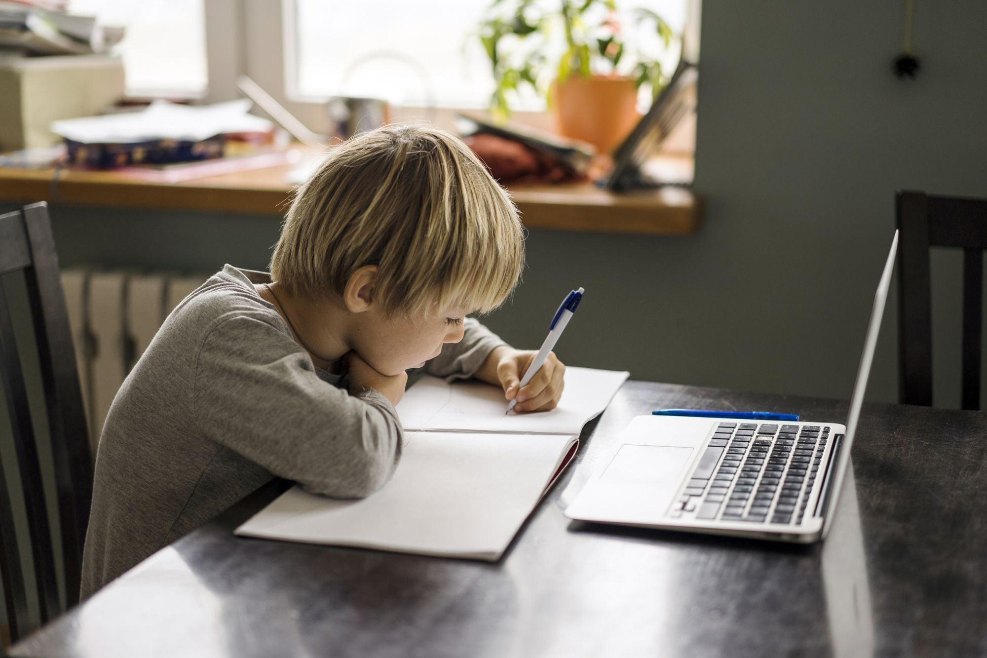 Why Trying to Re-create School at Home Isn't Working