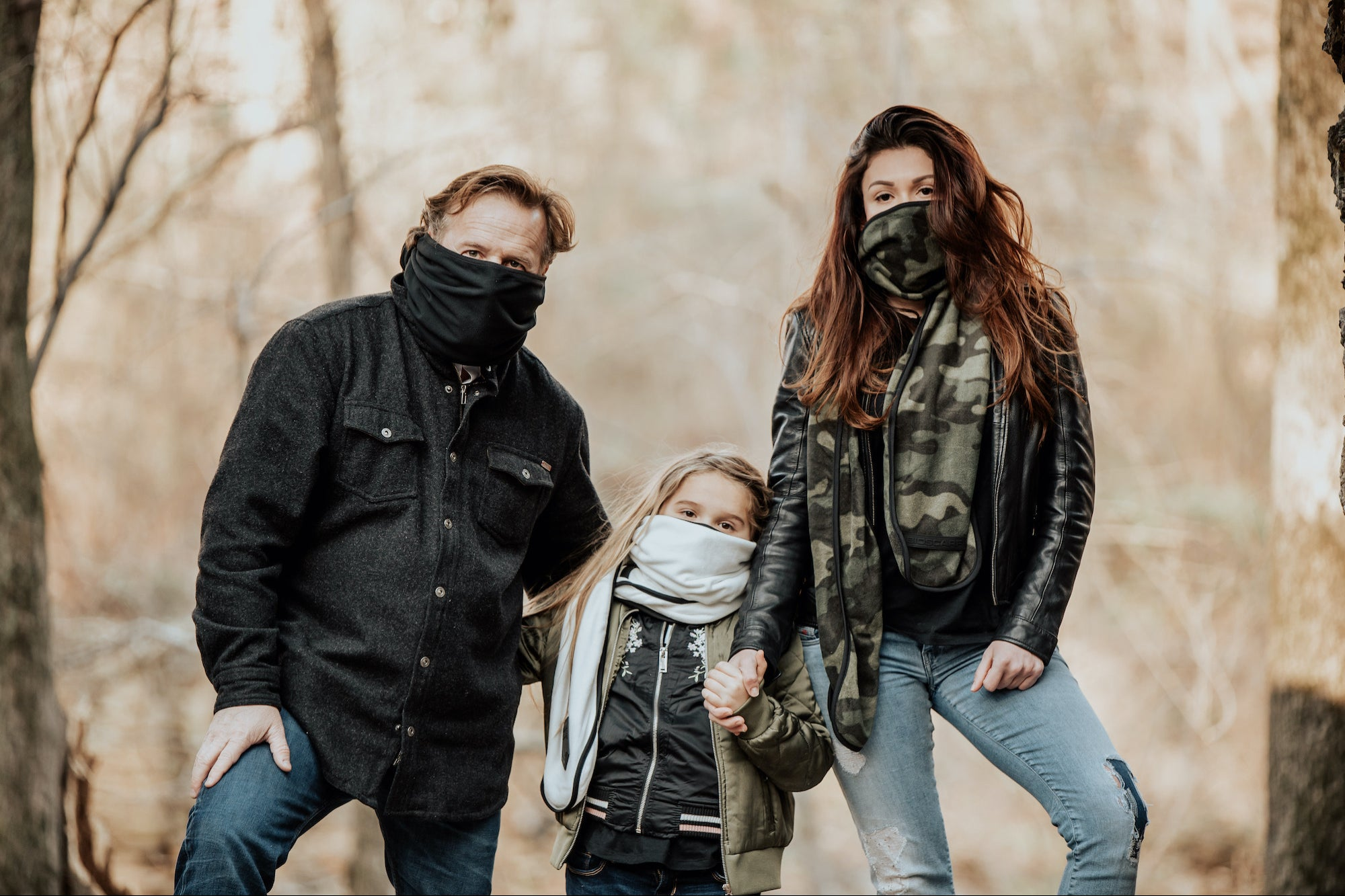 How a Doctor's Visit Resulted in This Family's Big Idea: The Bioscarf