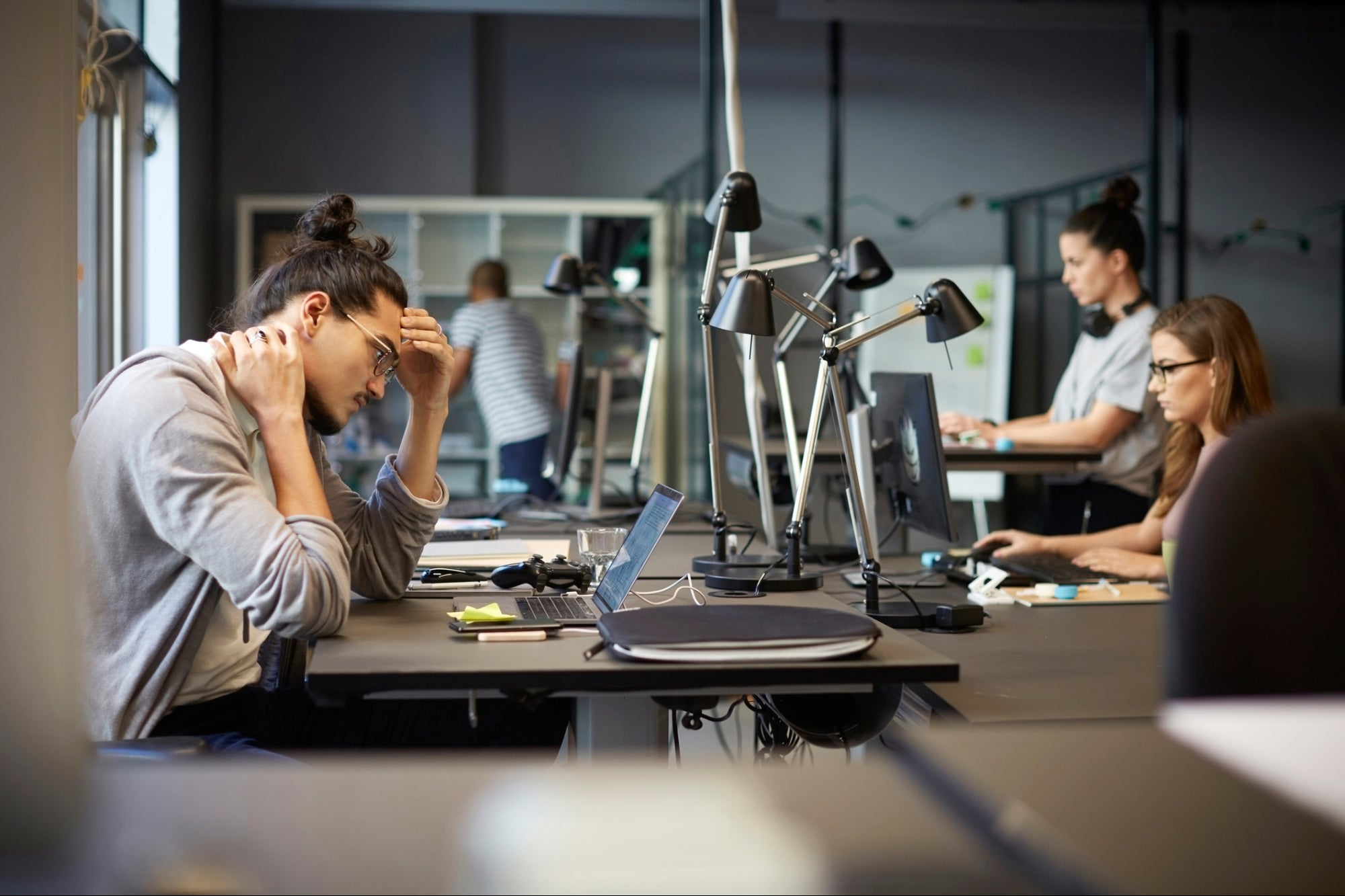 How Leaders Can Help Prevent Emotional Exhaustion at Work