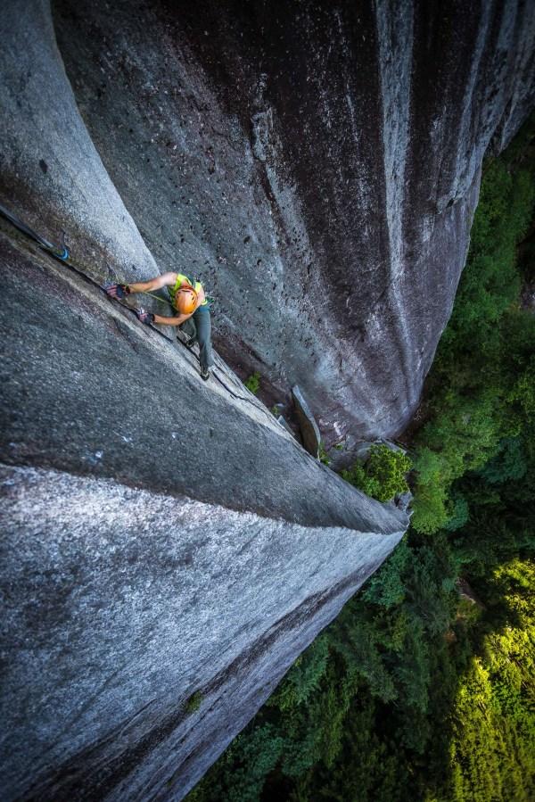 Squamish Exposed John 10 Favourite Climbing Bird - Arc'teryx