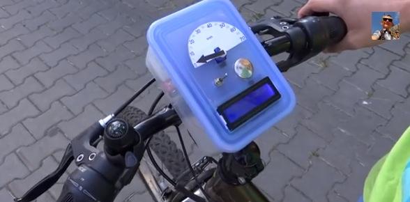 diytachometer Un cuentakilómetros para medir algo mas que la velocidad