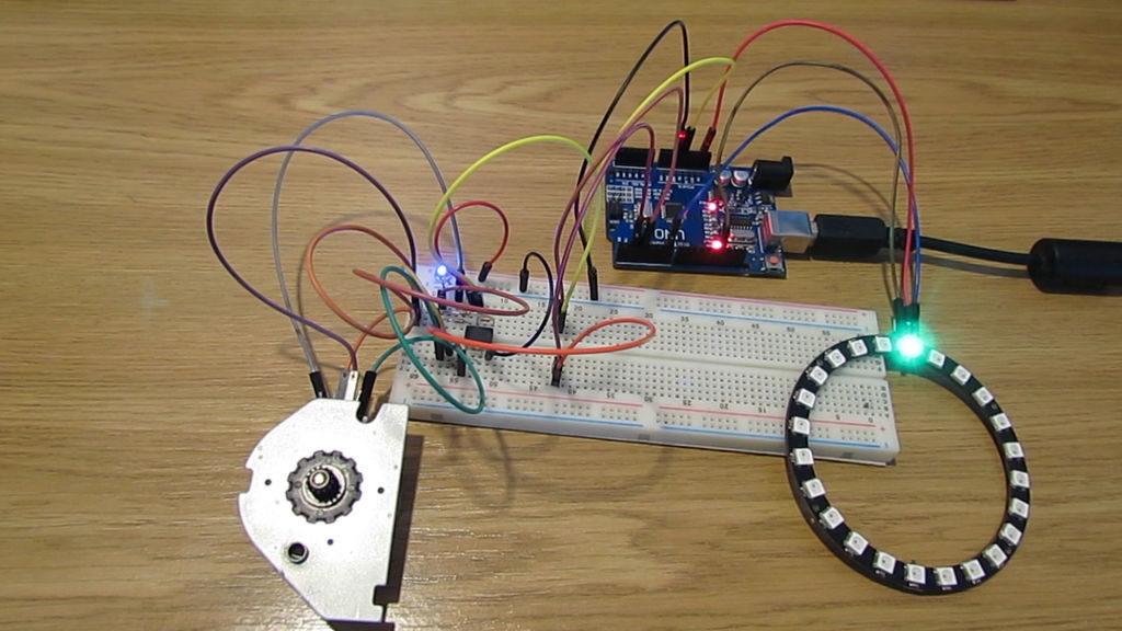 Servo Motor With Encoder Schematic On Dc Motor Encoder Wiring Diagram