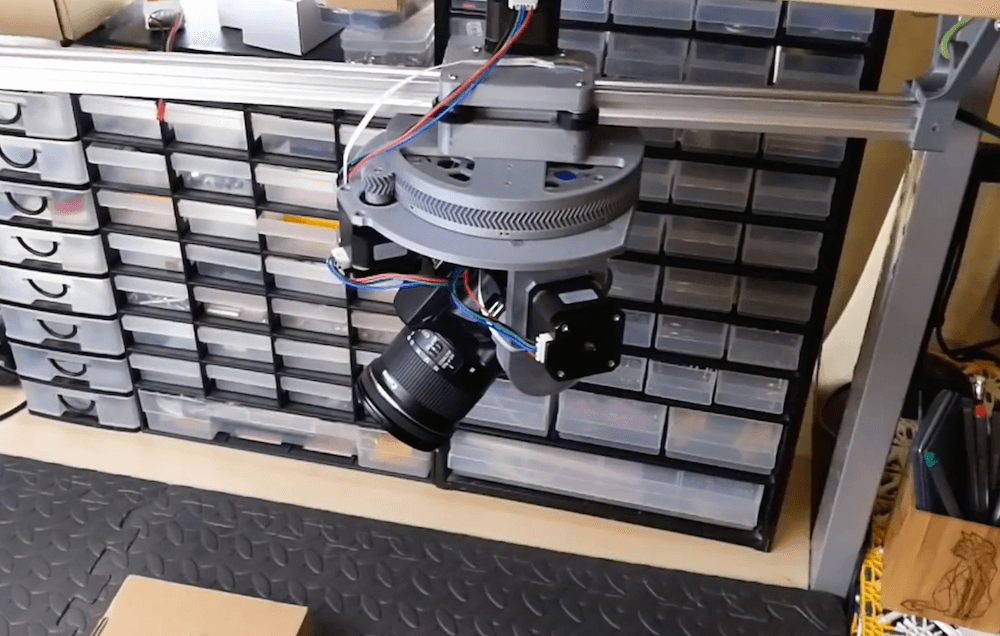 Camera Slider 1 - Electrogeek