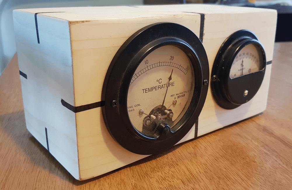 Gauge Display - Electrogeek