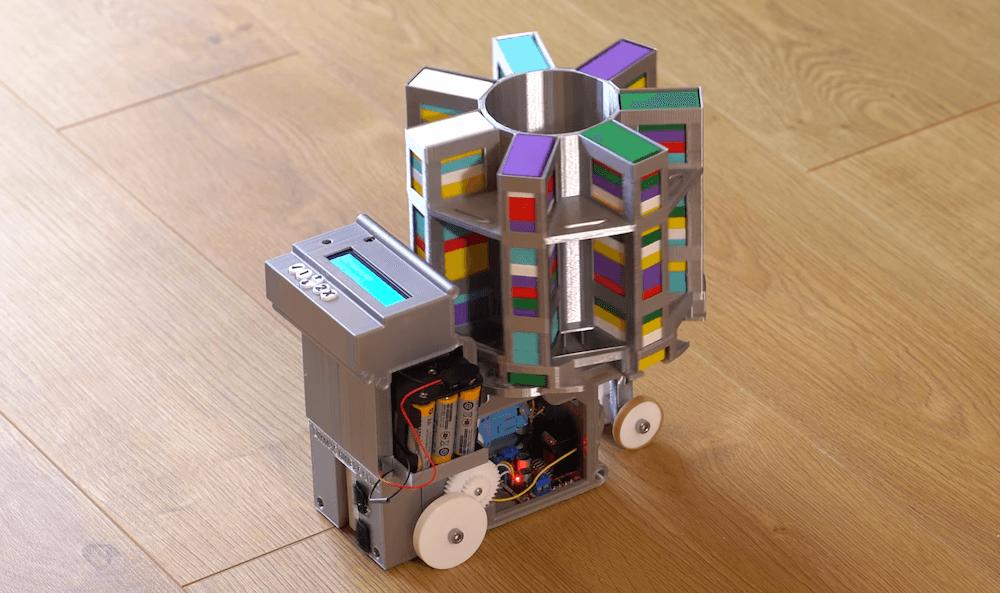 DominoRobot - Electrogeek