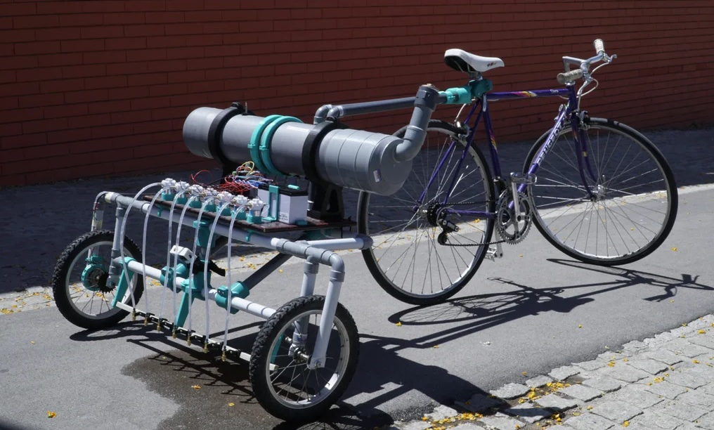 Bikealangelo - Electrogeek