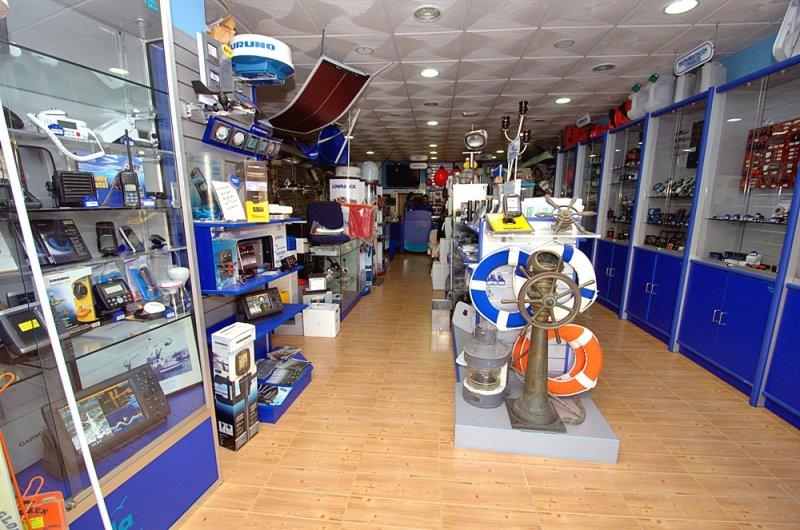 Comprar Accesorios Náuticos en Tenerife