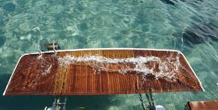 Plataformas de Baño para Embarcaciones