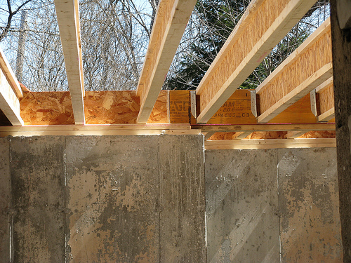 Ijoists for your new home The alternatives and pros and