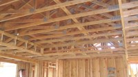 Rafters vs. Roof Trusses - Which is best for your new home ...