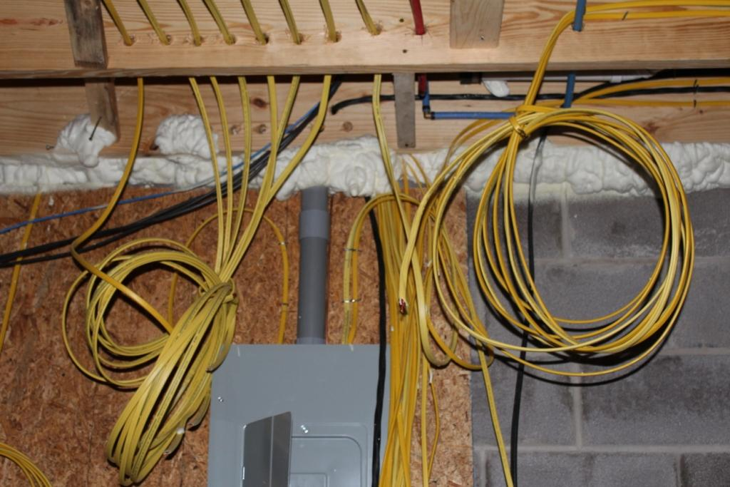 Wiring Diagram Residential Electrical Diagrams Electrical Rough In When Building A New Home Armchair