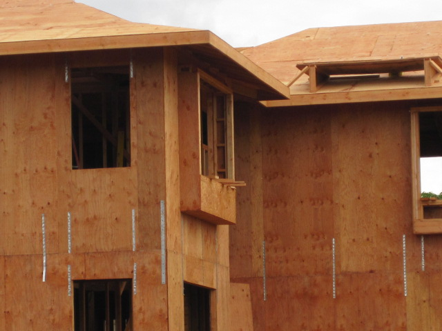 Home Defects from Framing Errors Armchair Builder  Blog