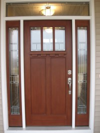 Entry Door Selection - Get it right and nothing else ...
