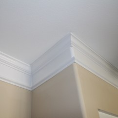 Cost To Renovate A Kitchen Utility Carts For Crown Molding Detail: Low Alternative - Armchair ...