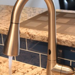 Moen Hands Free Kitchen Faucet Small Glass Table Review Armchair Builder Blog Build
