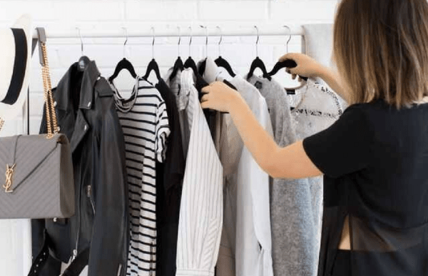 New Year, No Pressure: Resolution Closet