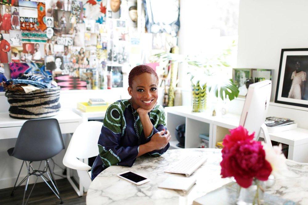 Designer Spotlight: The OULA Company CEO Erika Massaquoi
