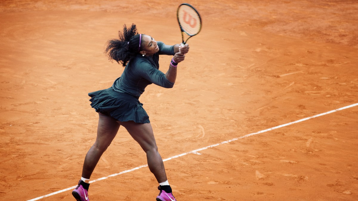 Serena Williams Won Her US Open Match In A Tutu, And We're Here For It