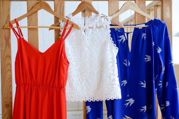 Red, White & YOU: An All-Inclusive Armoire Independence Day