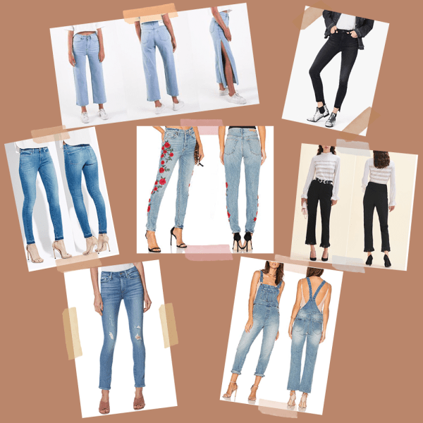rent jeans from armoire
