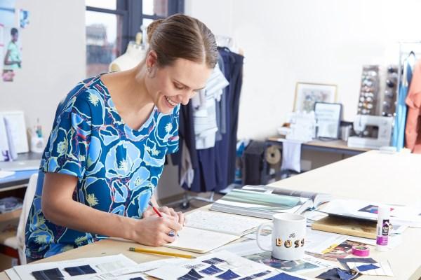 Rebekah Adams of Poppyseed Maternity is Giving Women Smart Clothing That Fits Regardless