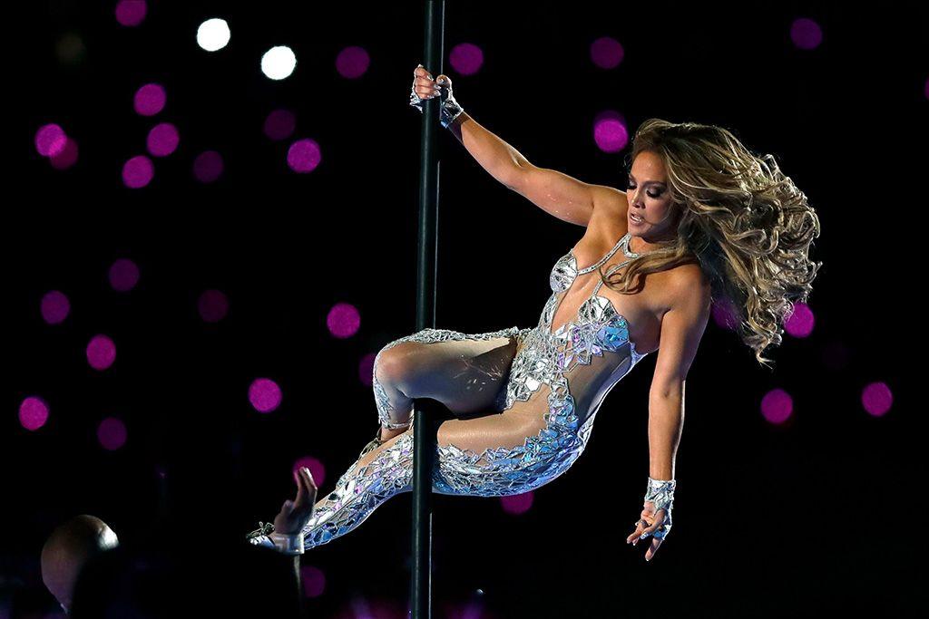 Jennifer Lopez Super Bowl Halftime Show