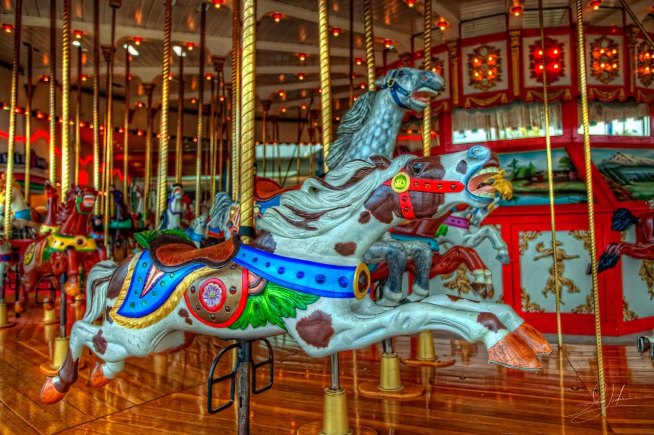 Jantzen Beach Carousel 3