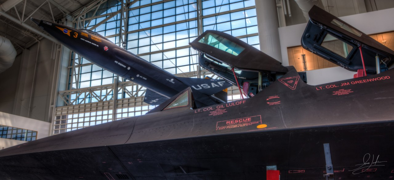 Evergreen Aviation Space Museum 2