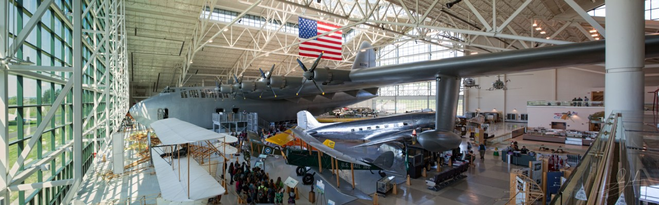 Evergreen Aviation Space Museum 6
