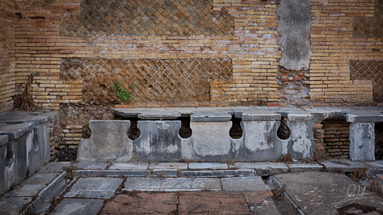Ostia-Antica-Bathroom