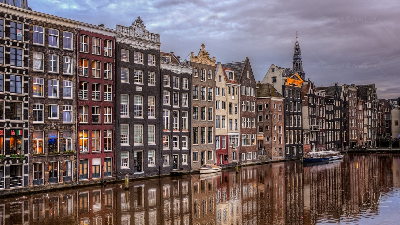 City-Of-Amsterdam-Canal