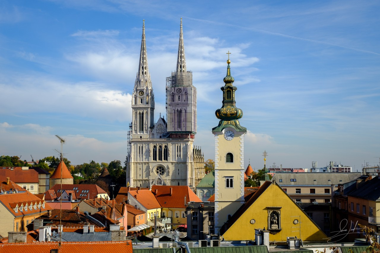 The Zagreb Cathedral