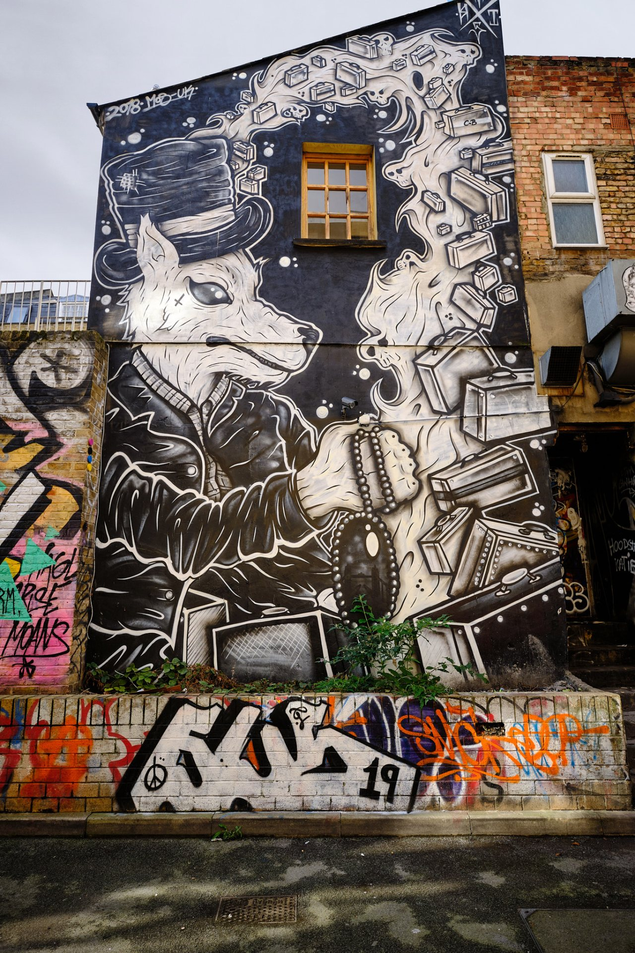 Big Bad Wolf - Shoreditch, London