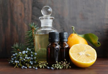Essential Oils and Natural Perfume