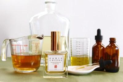 Making Natural Perfume